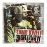 Talib Kweli, Right About Now (CD)