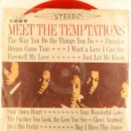 The Temptations, Meet The Temptations [Chinese] (LP)