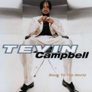 Tevin Campbell, Back To the World (CD)