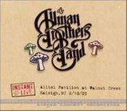 The Allman Brothers Band, Instant Live: Alltel Pavilion at Walnut Creek 8/10/03 (CD)