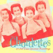 The Chordettes, 25 All-Time Greatest Recordings (CD)