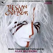 Alan Silvestri, The Clan of the Cave Bear [OST] (CD)
