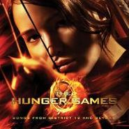 James Newton Howard, The Hunger Games [OST] (CD)