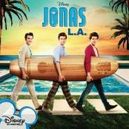 The Jonas Brothers, Jonas L.A.: Songs From The Hit TV Series (CD)