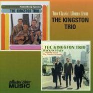 The Kingston Trio, Something Special / Back In Town (CD)