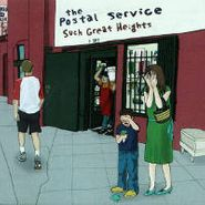 The Postal Service, Such Great Heights [Single] (CD)