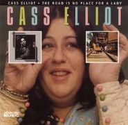 Cass Elliot, Cass Elliot / The Road Is No Place for a Lady (CD)