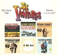 The Ventures, Play Guitar With The Ventures - Volumes 1, 2, 3, 4 & 7 (CD)