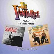 The Ventures, Surfing / The Colorful Ventures (CD)