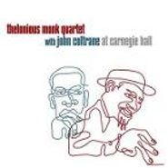 Thelonious Monk Quartet, Thelonious Monk Quartet With John Coltrane At Carnegie Hall  (CD)