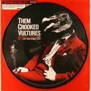 """Them Crooked Vultures, Mind Eraser, No Chaser / HWY 1 Live From Sydney [Picture Disc] (10"""")"""