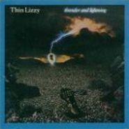 Thin Lizzy, Thunder And Lightning (CD)