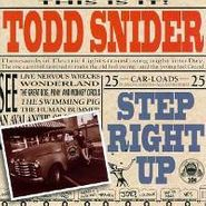 Todd Snider, Step Right Up (CD)