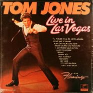 Tom Jones, Live In Las Vegas (LP)