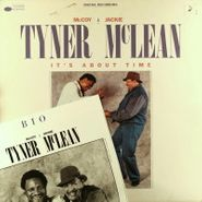 McCoy Tyner, It's About Time (LP)