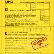 UB40, Signing Off (CD)