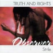 Niney The Observer, Truth and Rights: Observer Style (CD)