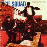 "Vice Squad, Teenage Rampage / High Spirits [Test Pressing] (7"")"