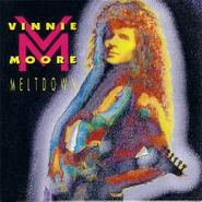 Vinnie Moore, Meltdown (CD)