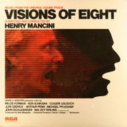 Henry Mancini, Visions of Eight [Score] (LP)