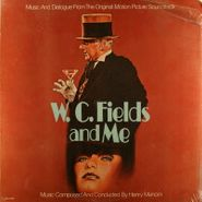 Henry Mancini, W.C. Fields and Me [Score] (LP)
