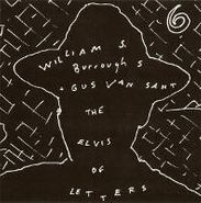William S. Burroughs, The Elvis of Letters EP (CD)