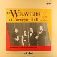 The Weavers, The Weavers At Carnegie Hall (LP)