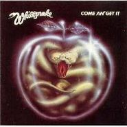 Whitesnake, Come An' Get It (CD)