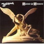 Whitesnake, Saints & Sinners (CD)
