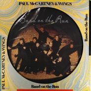 Paul McCartney & Wings, Band On The Run [Picture Disc] (LP)