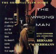 Bernard Herrmann, The Wrong Man [OST] (CD)