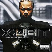 Xzibit, Man Vs. Machine (CD)
