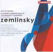 """Alexander Zemlinsky, Zemlinsky: Lyric Symphony / Complete Incidental Music to Shakespeare's """"Cymbeline"""" (CD)"""
