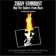 David Bowie, Ziggy Stardust And The Spiders From Mars [OST] (CD)