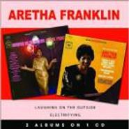 Aretha Franklin, The Electrifying Aretha Franklin / Laughing on the Outside (CD)
