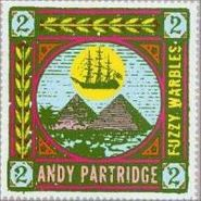 Andy Partridge, Fuzzy Warbles 2 (CD)