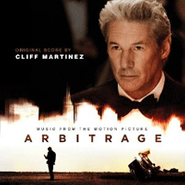 Cliff Martinez, Arbitrage [Score] (CD)
