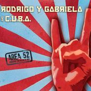 Rodrigo Y Gabriela, Area 52 (CD)
