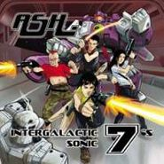 Ash, Intergalactic Sonic 7's (CD)