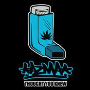 Azma, Thought You Knew [Home Grown] (CD)