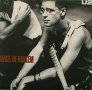 "U2, Angel Of Harlem / A Room At The Heartbreak Hotel (7"")"