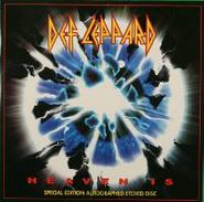 "Def Leppard, Heaven Is / She's So Tough (7"")"