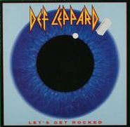 "Def Leppard, Let's Get Rocked / Only After Dark (7"")"
