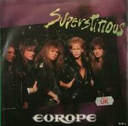 "Europe, Superstitious / Lights & Shadows (7"")"