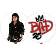 Michael Jackson, Bad [25th Anniversary Picture Disc] (LP)