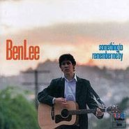 Ben Lee, Something to Remember Me By (CD)