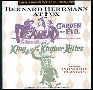 Bernard Herrmann, Bernard Herrmann At Fox, Vol 2 (CD)