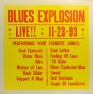 The Jon Spencer Blues Explosion, Live!! 11-23-93 [Limited Edition, Colored Vinyl] (LP)