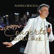 Andrea Bocelli, Concerto: One Night in Central Park (CD)