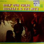 Booker T. & The M.G.'s, Doin' Our Thing (LP)